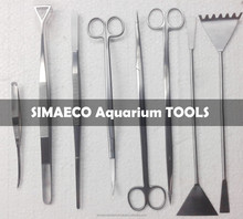 Fish Tank Pro Stainless Steel Tools