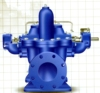 horizontal Split Case Pumps for Pumping water from docks