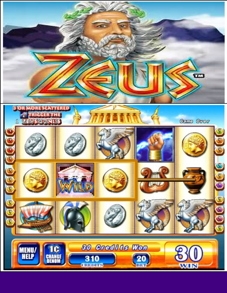 Wms slot machine free games