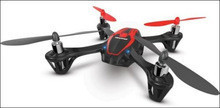 Brand New Traxxas QR-1 Quad Rotor RC Helicopter RTF 2.4GHZ Lipo Red