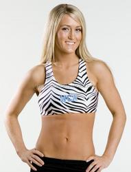 Wholesale OEM digital printing sport bra / quick dry fabric sports bra