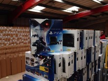 Free Shipping For Sony Playstation 4 PS4,New,Warranty,Original,10 GAMES & 2 Controllers