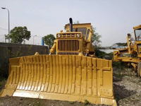 USED KOMATSU D155A-1 TRACK BULLDOZER /KOMATSU CRAWLER DOZER D60 D85 D155 IN CHINA