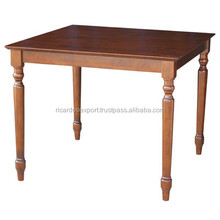 Wood Dining Table apartments hot sale living room Luxury cheap wholeselling handmade Traditional