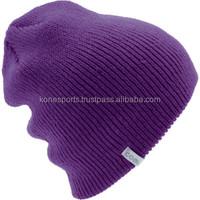 New Purple beanies