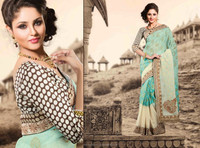 Saree indian saree new border design