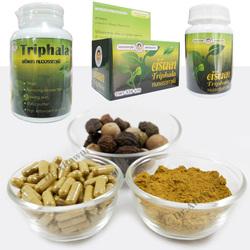 Triphala extract (powder / Capsules ), liver tonic, liver detox, fatty liver, Detox adipose, colon and lymph