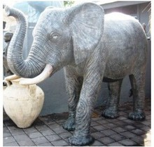 ELEPHANT WATER FEATURE STATUE