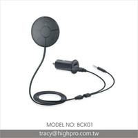 Bluetooth hands-free car kit