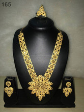 fashion gold jewellery / gold plated jewelry