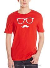 Custom tshirt , tshirt printing-mustache Original Men's Sunstache Graphic Tee