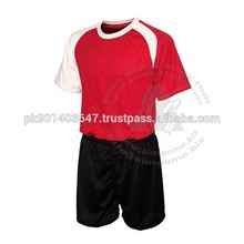 uniforme de fútbol