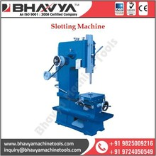 Trouble Free Running Slotting Machine From India