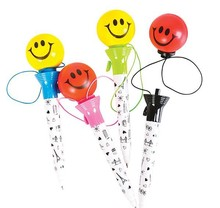 ASSORTED JUMP SMILE PEN