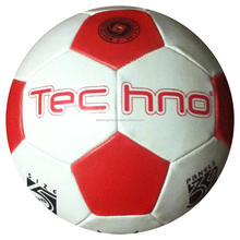 SOCCER BALL,FOOT BALL MACHINE STITCH 1.1MM PVC REINFORCED WITH 1 FABRIC LINING