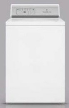 """Speed Queen AWNE92SP 26"""" Electronic Button Control Top Load Washer with 9 Preset Cycles, in White."""