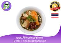 noodle fake food model