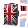 Union Jack Travel Luggage