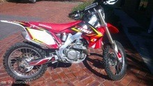 For The New 2010 Honda CRF450R