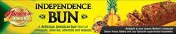 jamaica independence bun