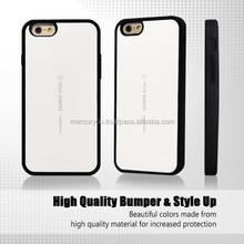 Mercury Focus bumper mobile phone case (White)