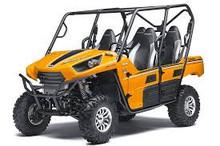 Teryx LE 800 4 Yellow Electronic Power Steering 4-Wheel Drive