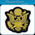 lingotes insignias bordadas a mano eaglecrest