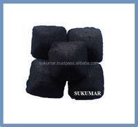 Top Quality BBQ Coconutshell Charcoal Briquettes
