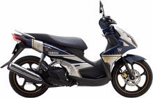 Nouvo LX Motorcycle 135cc Scooter