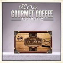Iaso Cafe Delgada Coffee