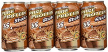 Pure Protein Ready to Drink Shake 35 Grams Protein, Frosty Chocolate