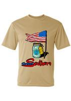 custom men's t-shirts Extravagant outline wholesale