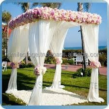 Portable Adjustable pipe drape/backdrop pipe and drape for show/wedding/meeting/hotel