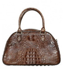 Crocodile leather handbag SCRH-029