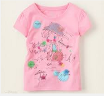 children new fashion tshirt/100% cotton/ bangladesh supplier/ price lower than china and india /free smple provided