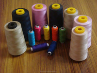 100% polyester Colours Roll Sewing Thread