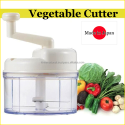 Easy to use and Long-lasting salad chopper for household