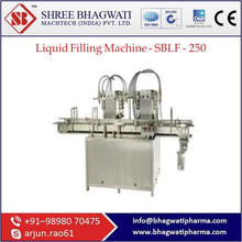Automatic Twin Track Twelve Head Liquid Filling Machine For Bottles