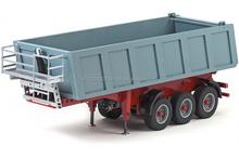 -Axle Dumper Semi Trailer - Carson Product