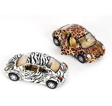 "5"" SAFARI PRINT VW BEETLE"