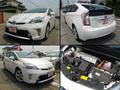 Japonesa bonita usado Toyota hiace diesel van a preço de atacado