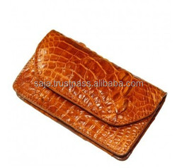 Crocodile leather bag for iphone 5 SCRC-001