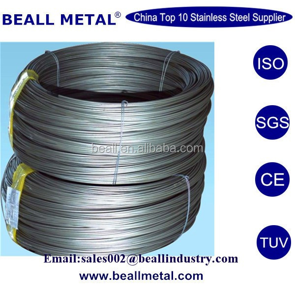 316l Spring Stainless Steel Thin Wire Rope - Buy Stainless Steel ...