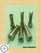 M5 X 0.8 Bolt Screw (Total Length 18mm)