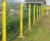 ISO9001 factory High quality v mesh wire fence/folds wire mesh fence