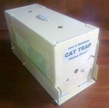 Cat Cage Trap Live and Harmless