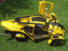 Yellow T-Rex Campagna Aero 3S