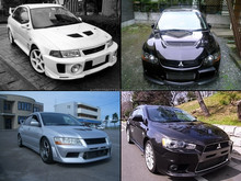 Reliable and Low cost used cars mitsubishi evolution for irrefrangible accept orders from one car