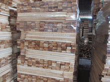 Wood timber from Vietnam made rubber