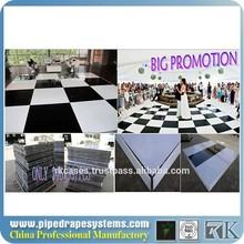 hot sale dance floor rubber for decoration